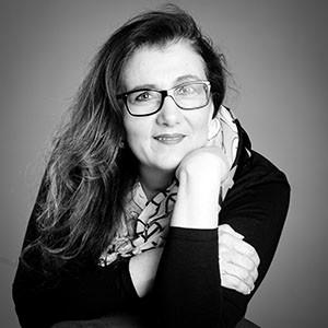 Sabine Lahme Portrait