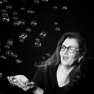 Sabine Lahme Luftblasen