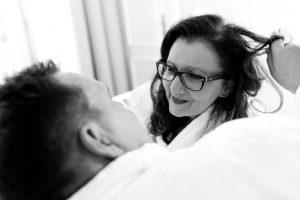 Sabine Lahme ist Inhaberin der Lebens-Linie. Düsseldorfs erste Adresse für Paar- und Eheberatung sowie Beziehungs-Coaching