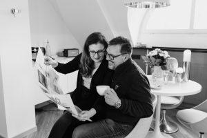 Sabine Lahme ist Inhaberin der Lebens-Linie. Düsseldorfs erste Adresse für Paar- und Eheberatung sowie Beziehungs-Coaching-Begeisterung, was ist das?