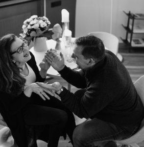 Sabine Lahme ist Inhaberin der Lebens-Linie. Düsseldorfs erste Adresse für Paar- und Eheberatung, Mediation sowie Beziehungs-Coaching – Rendez-vous oder Stelldichein.