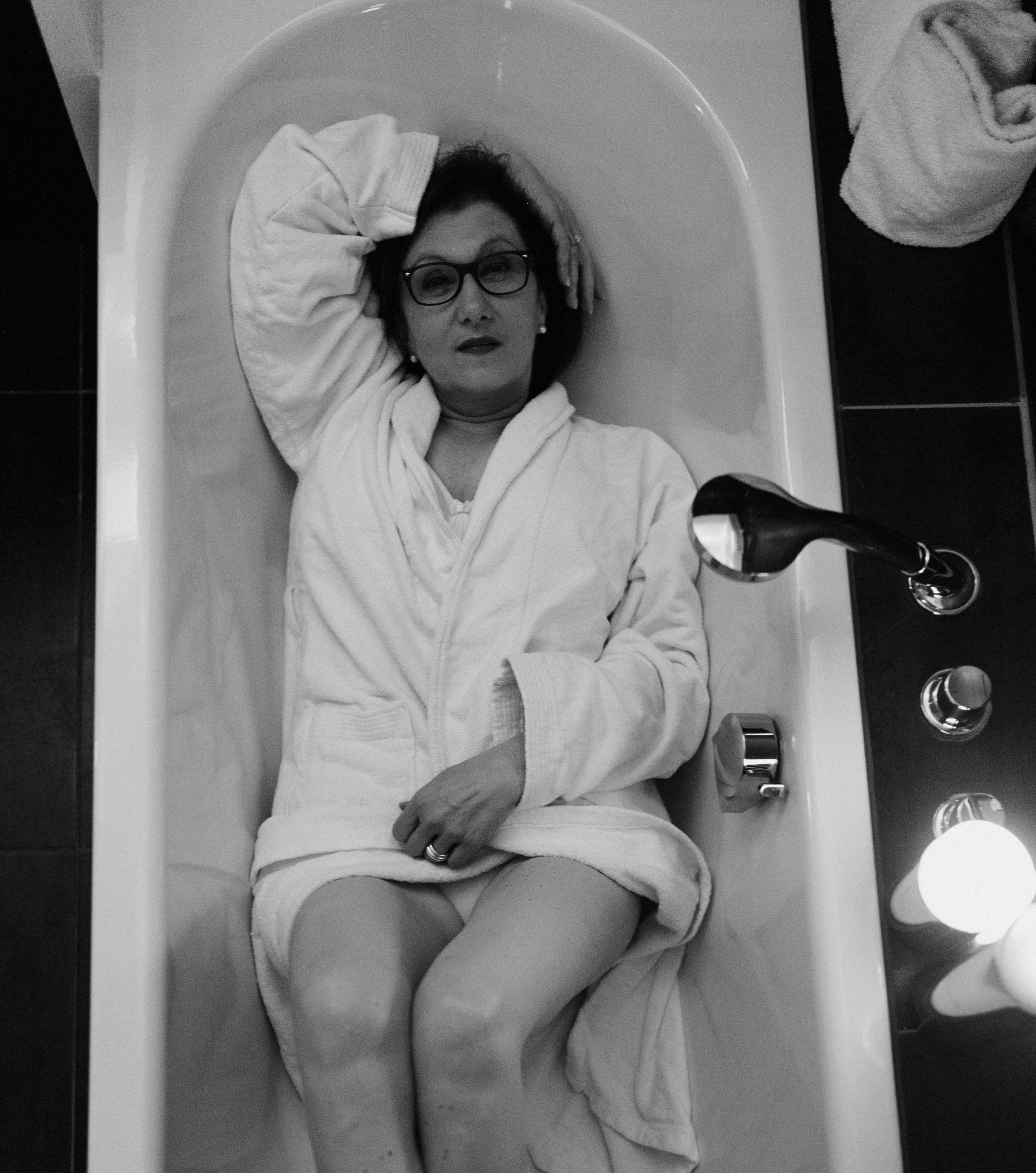 Ich war baden – Waldbaden