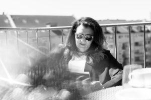 Sabine Lahme ist Inhaberin der Lebens-Linie. Düsseldorfs erste Adresse für Paar- und Eheberatung, Mediation sowie Beziehungs-Coaching – Zeit fürs Ich
