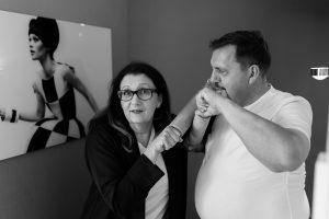 Sabine Lahme ist Inhaberin der Lebens-Linie. Düsseldorfs erste Adresse für Paar- und Eheberatung, Mediation sowie Beziehungs-Coaching – Streitigkeiten in Beziehungen